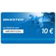 bikester.es Tarjeta regalo 10 €